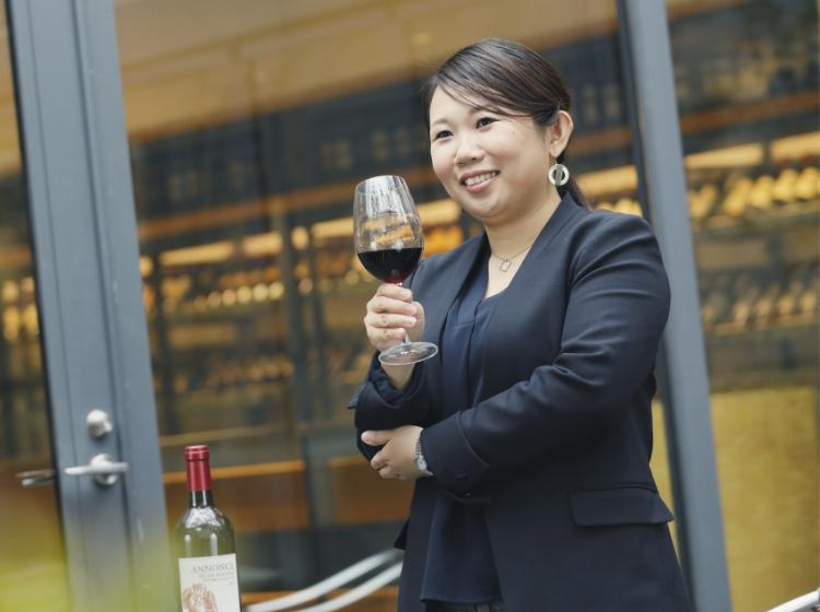 その時きりの出会いや想いを楽しむ特別さがワインにはある。
